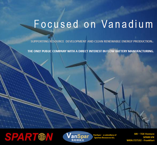 Metals News - Sparton Resources Inc  (TSX V: SRI