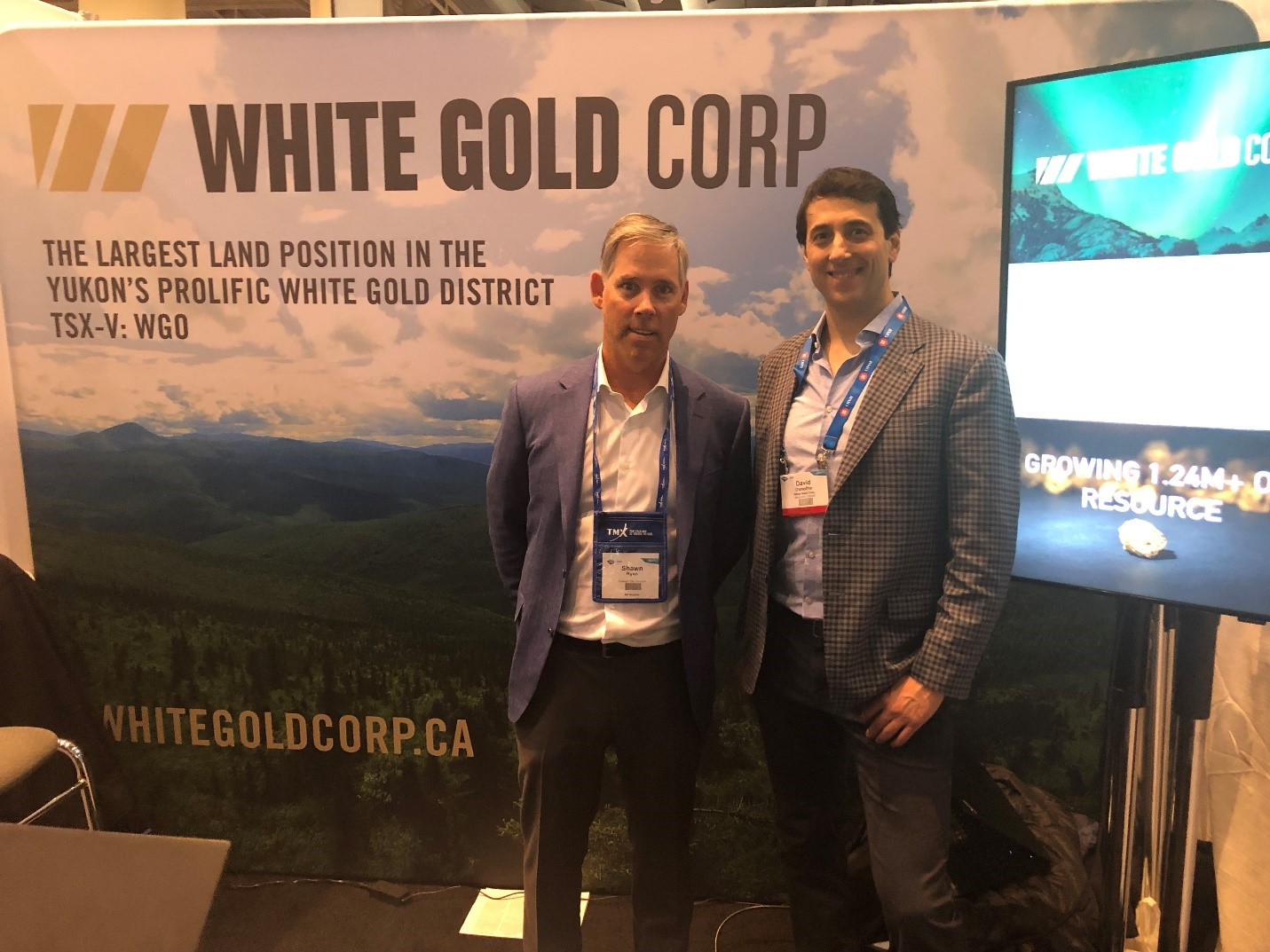Metals News - Interview with David D'Onofrio, CEO, and Shawn