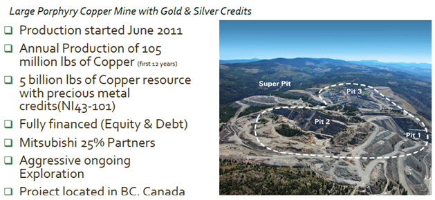 Metals News - Copper Mountain Mining Corp  Begins Processing at 5